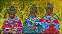 The 20th Century Seminole Experience:  Paintings from the Florida Indian Tribes Series